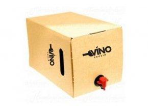 Vino Rosso Cabernet Trevenezie IGT, 10l, box, 12% alc., 2017
